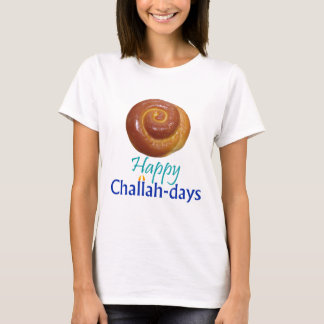 Celebrate the Challah-days T-Shirt