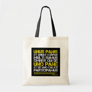 Celebrate the Church as One Tote Bag