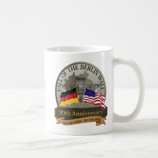 Celebrate the Fall of the Wall Coffee Mug