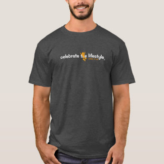 celebrate the lifestyle T-Shirt