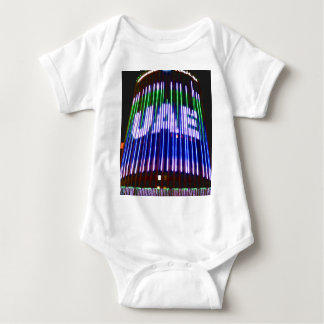 Celebrate the UAE Baby Bodysuit