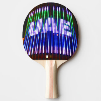 Celebrate the UAE Ping Pong Paddle