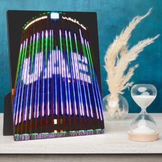 Celebrate the UAE Plaque