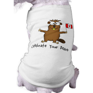 Celebrate Your Beaver Dog Shirt