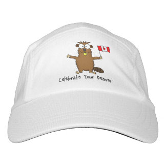 Celebrate Your Beaver Hat