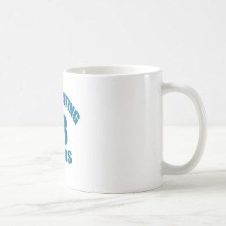 Celebrating 13 Years Birthday Designs Coffee Mug