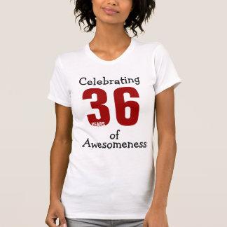 Celebrating 36 years of Awesomeness Shirts