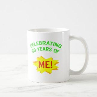 Celebrating 50 Years Of Me Mug