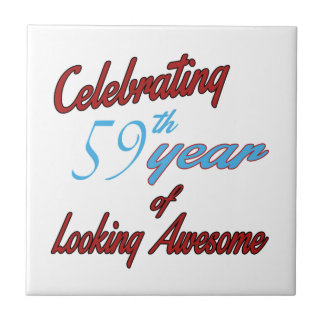 Celebrating 59th year of Looking Awesome Tile