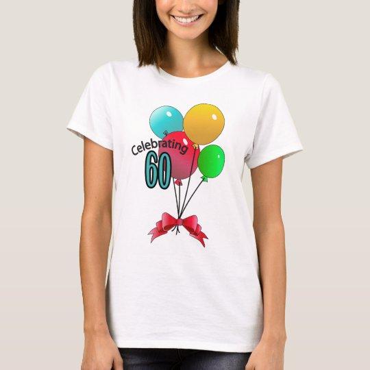 Celebrating 60 T-Shirt