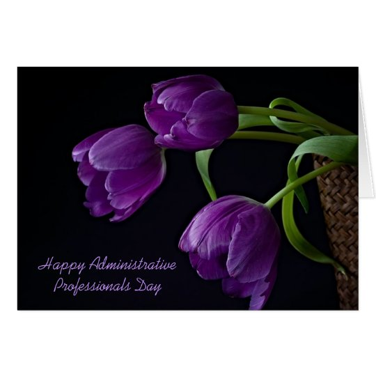 Celebrating Administrative Professionals Card