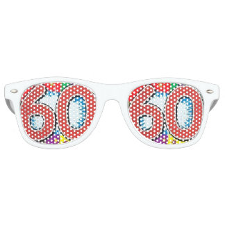 celebrating birthday  60th sunglasses