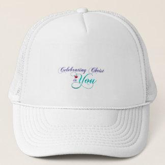 Celebrating Christ Hat