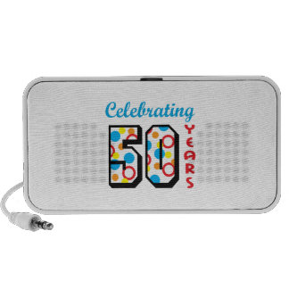 CELEBRATING FIFTY SPEAKERS