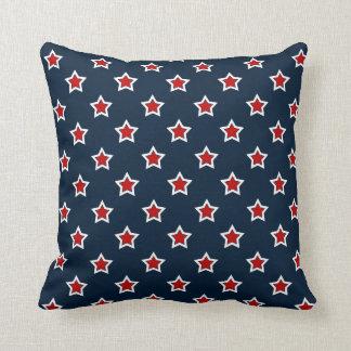Celebrating Freedom Throw Pillow