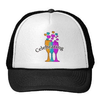 Celebrating Trucker Hats