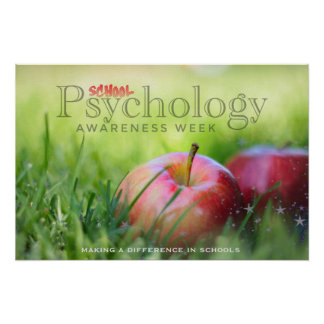 Celebrating School Psychology Week Poster