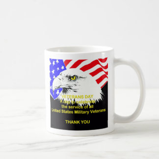 Celebrating Service Veterans Day Mug