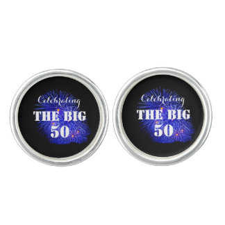Celebrating THE BIG 50 - Cufflinks