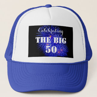 Celebrating THE BIG 50 - Trucker Hat