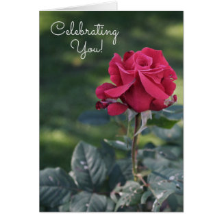 Celebrating Your Inner Beauty Birthday Card