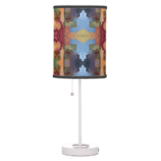 """""""Celebration!"""" - Abstract Table Lamp"""