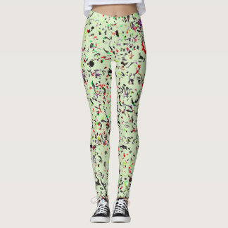 CELEBRATION APPLE LEGGINGS