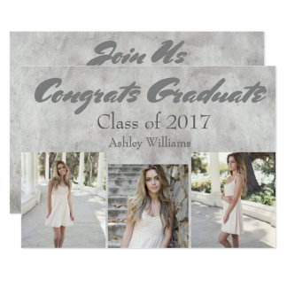 Celebration Class of 2017 Silver Card