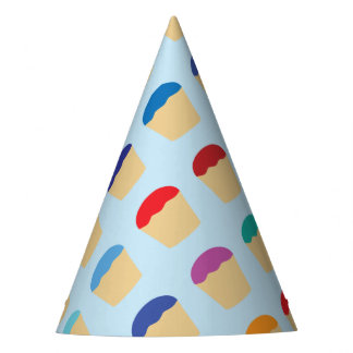 Celebration Cupcakes Party Hat