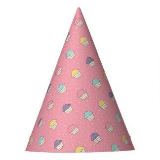 Celebration Cupcakes Party Hat