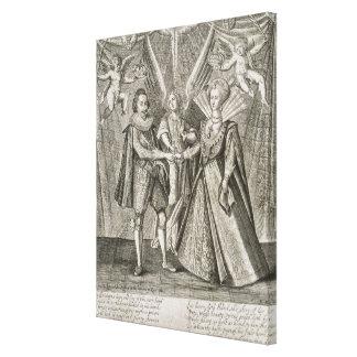 Célébration du mariage de James VI et I (156 Toiles