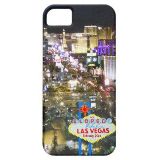 Célébration Las Vegas de mariage Coque iPhone 5