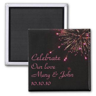 Celebration! Refrigerator Magnet
