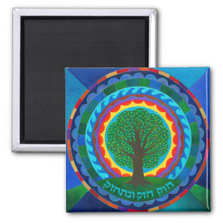 Celebration Mandala Magnet
