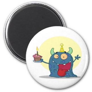 Celebration Monster Fridge Magnets