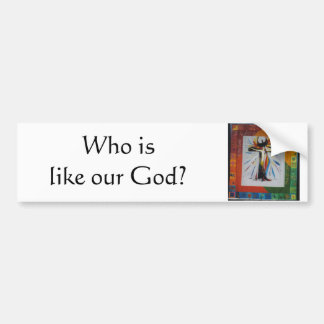 Celebration of Easter Bumper Sticker