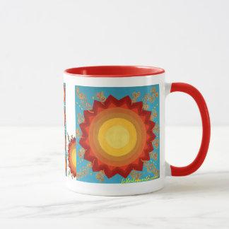 Celebration Of The Sun-Ceramic, Global Art Mug