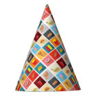 Celebration Party Fast Food Favourites Party Hat