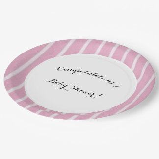 Celebration-TEMPLATE_Baby-Shower-Pink_Oxford Paper Plate