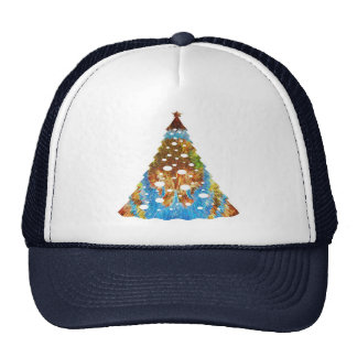 Celebration Time - Family n Friends Together Mesh Hats
