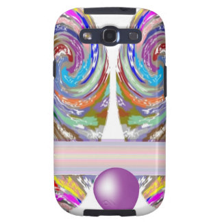 Celebrations -  Balloons Galaxy SIII Cases