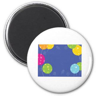 CELEBRATIONS BLUEPRINT Add your GREETINGS Fridge Magnet