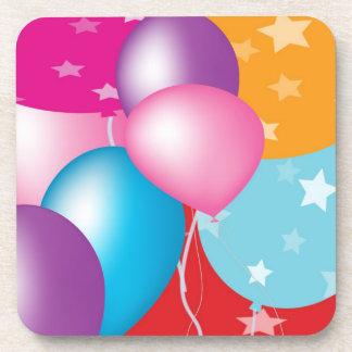 Celebrations Celeberation  Baloons Coasters