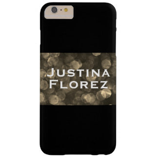 Celebratory Bokeh Barely There iPhone 6 Plus Case