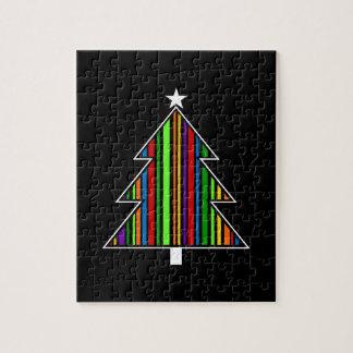Celebratory tree8 puzzle