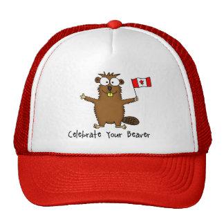Célébrez votre casquette de castor