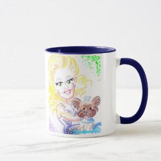 Celebrity Catwalk Caricatures Mug 2017a