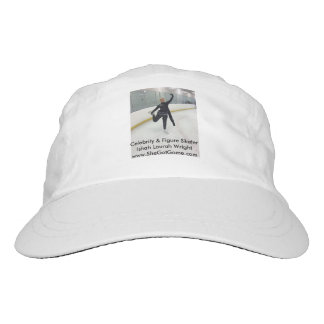 Celebrity & Figure Skater Ishah Laurah Wright Headsweats Hat