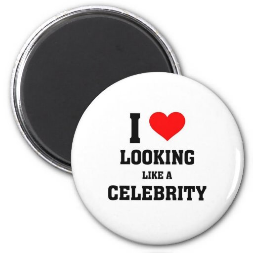 Celebrity Fridge Magnet