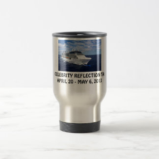 celebrity Reflection TA Travel Mug